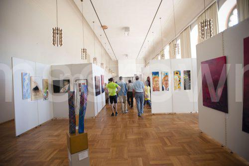 Ausstellung KIM Darmstadt